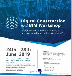 Digital Construction & BIM Workshop @ NECA HOUSE