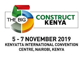 The Big 5 Construct Kenya @ Kenyatta International Convention Centre