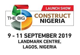 The Big 5 Construct Nigeria @ Landmark Centre