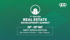 Real Estate Development Summit 2019 West Africa Edition @ Eko Hotels & Suites