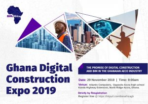Ghana Digital Construction Expo 2019 @ Atlantic Computers