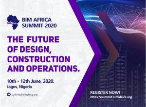 BIM Africa Summit 2020 @ Lagos, Nigeria