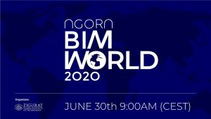 Agora BIM World 2020