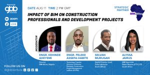 Impact of BIM on Construction Professionals and development projects @ Online